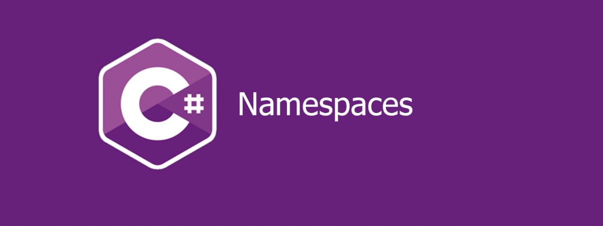 Lesson 6: Namespaces