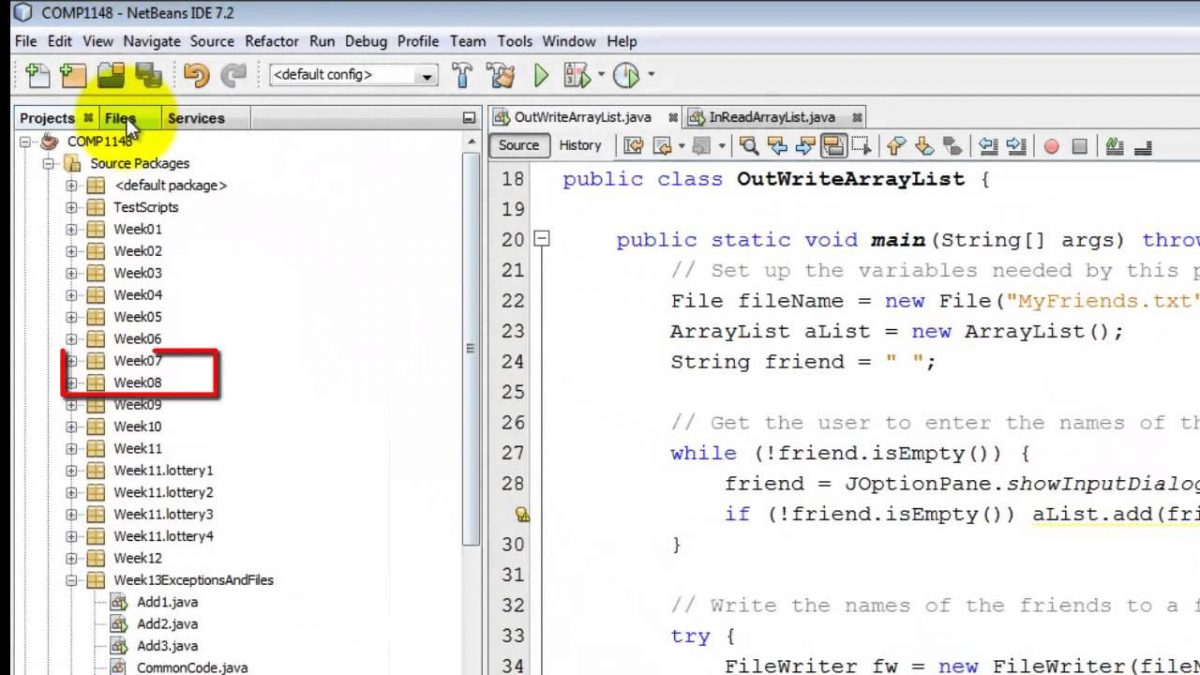 How To: Reading and Writing Text Files - C# Station