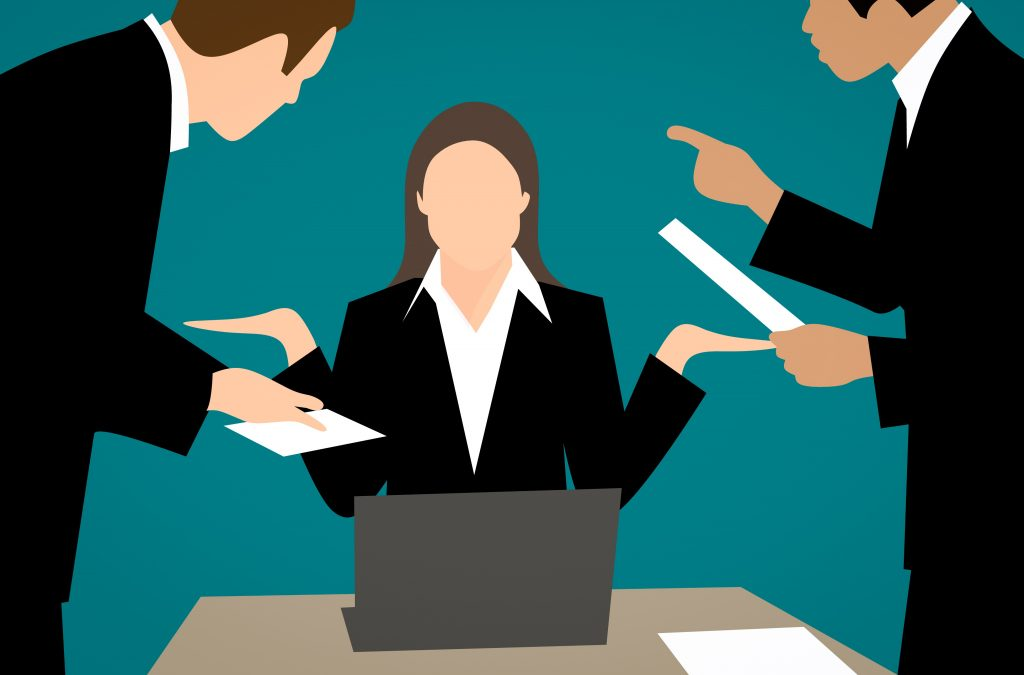 clipart photo of woman taking resumes